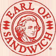 Earl of Sandwich red logo